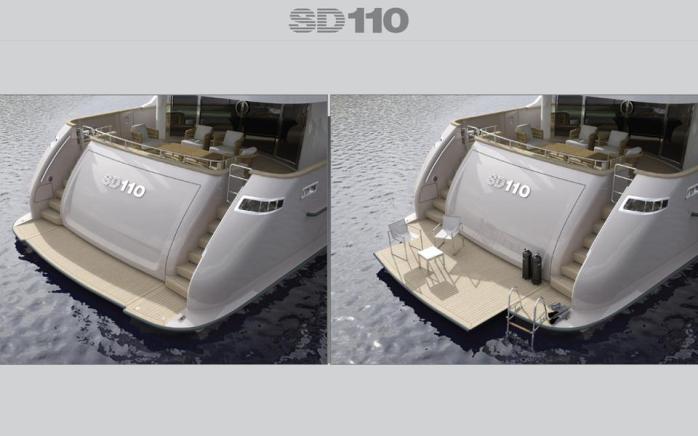 Sanlorenzo SD110