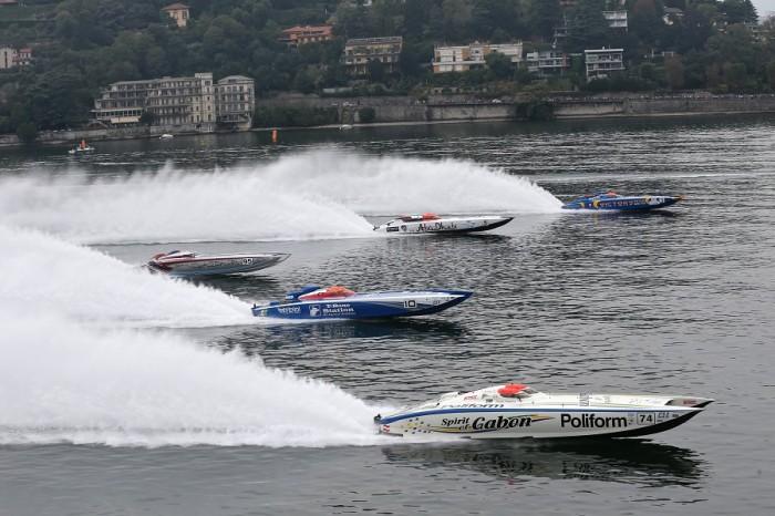 Italian Class 1 Offshore GP 2012 Lake Como