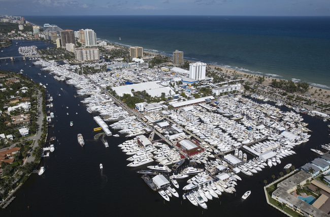 55th Annual Fort Lauderdale International Boat Show