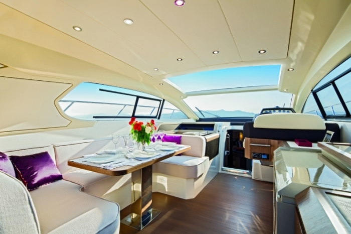 Azimut Atlantis 50 Open