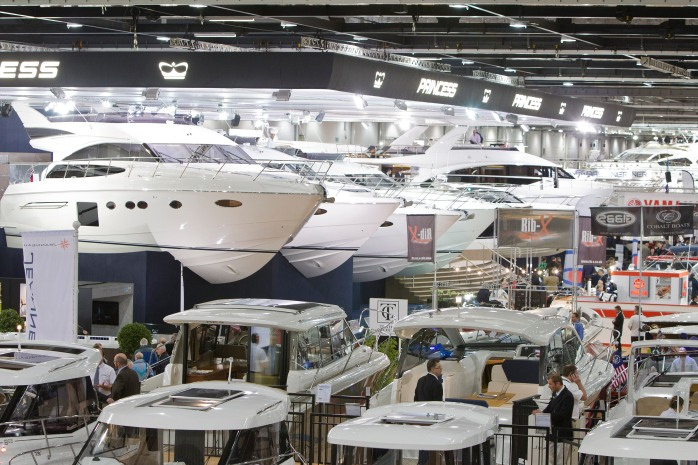 Southampton International Boat Show 2014
