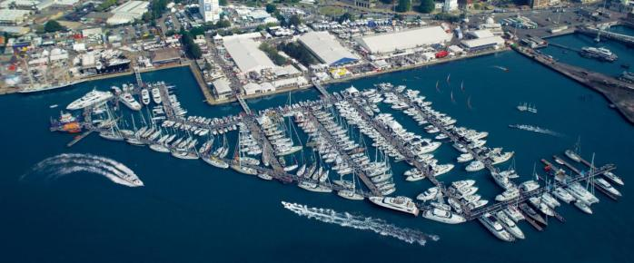 Southampton International Boat Show 2014
