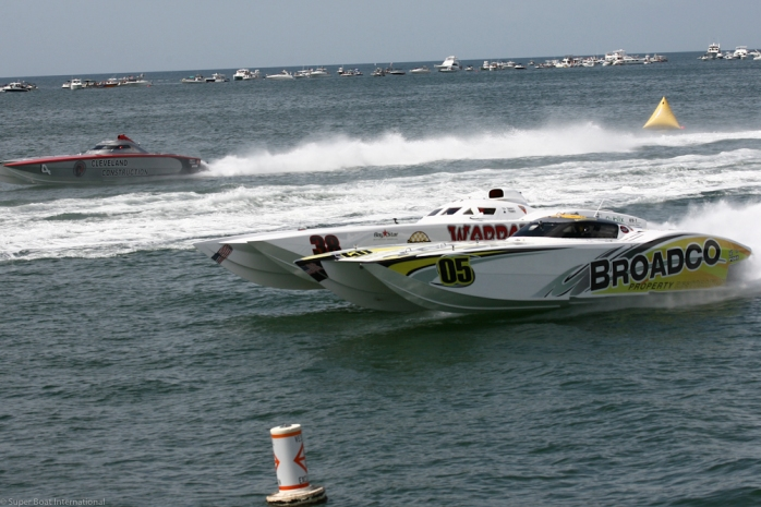 Superboats International Clearwater 2014 GP