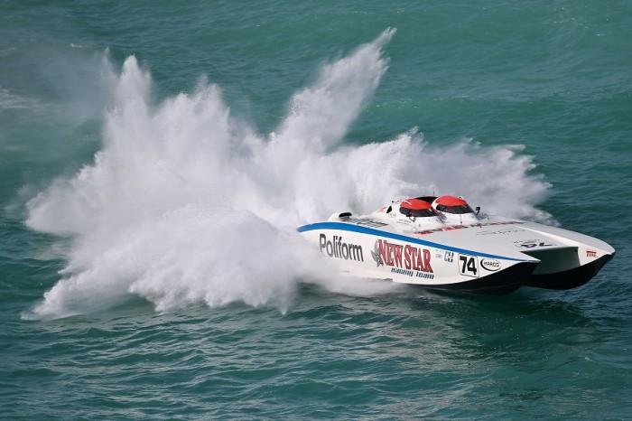 Abu Dhabi 2014 Class 1 GP