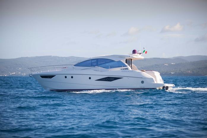 Queens Yachts 50