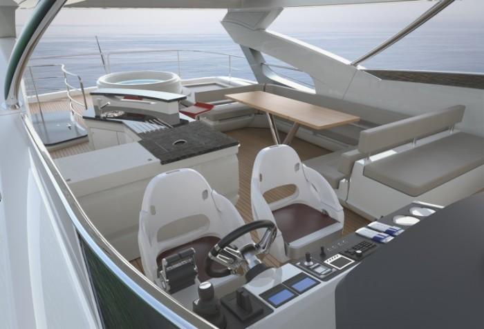 Sunseeker Yacht 95