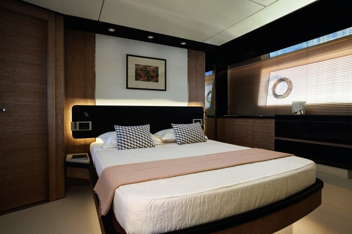 72 Master Cabin Decapè Oak Version