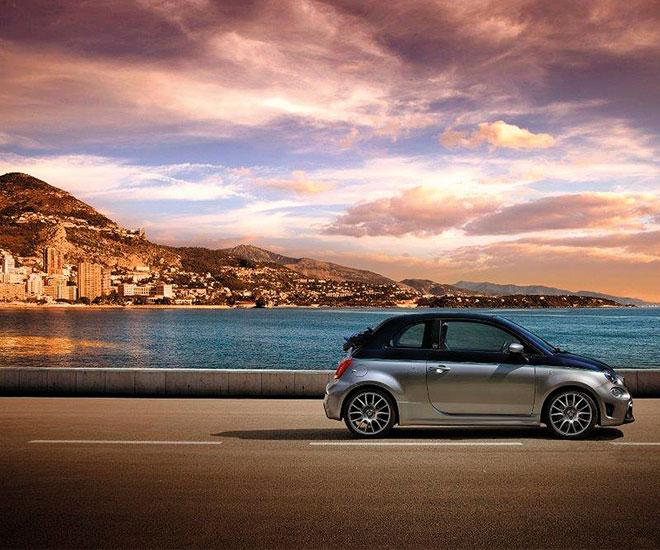 Fiat 500 Abarth Riva Special Edition