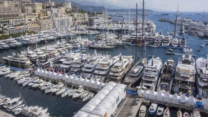 Monaco Yacht Show 2017 Winner