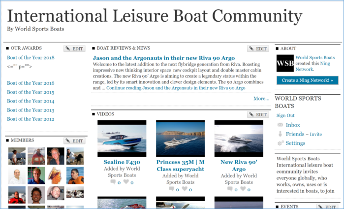 ILBC International Leisure Boat Industry