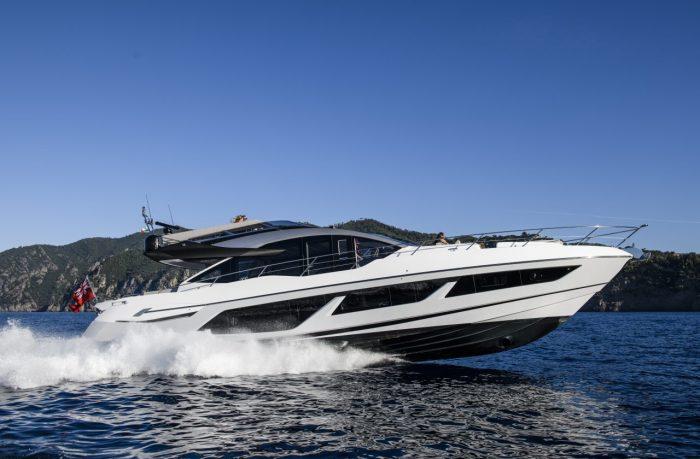Suneeker 74 Sport Yacht