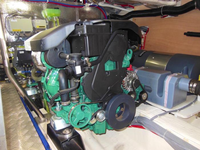 GREENLINE Hybrid Engine