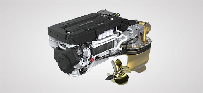 Cranchi 78 Settantotto Volvo Penta IPSengine