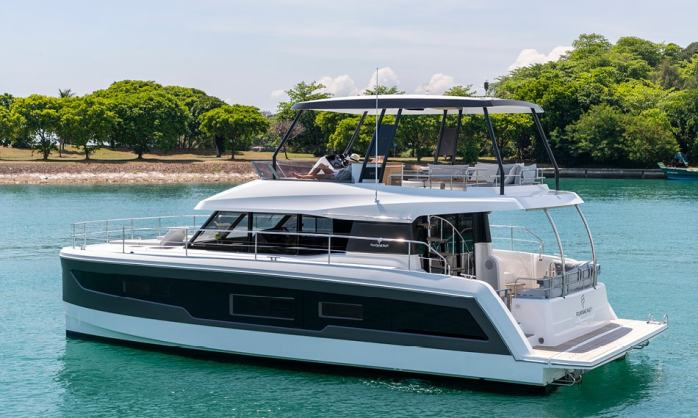 MY40 | Fountaine Pajot