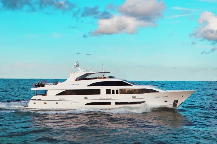 Hargrave G120 Hargrave Custom Yachts