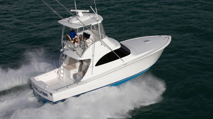 38 Open Billfish Viking yachts