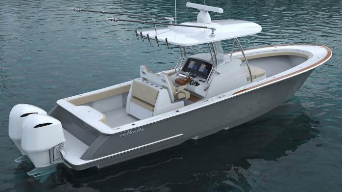 V-33 Valhalla Viking Yachts