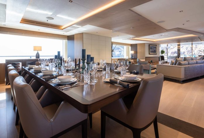 Benetti Metis SM30 Lounge