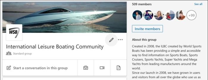 WSB ILBC LinkedIn