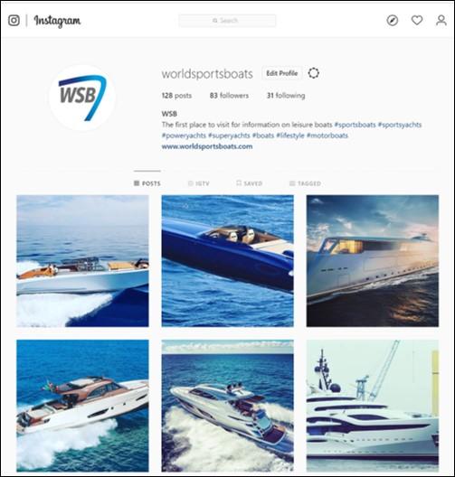 WSB Instagram