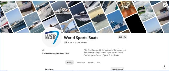 WSB Pinterest