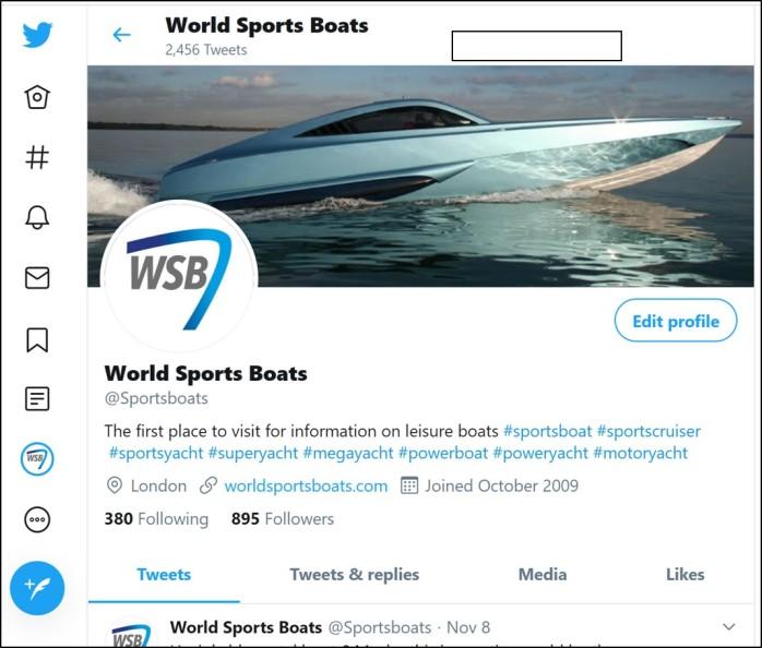 WSB Twitter