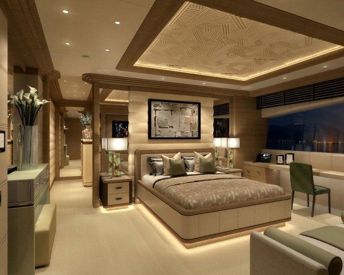 Benetti Lana master bedroom