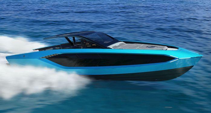 Lamborghini 63 by Tecnomar