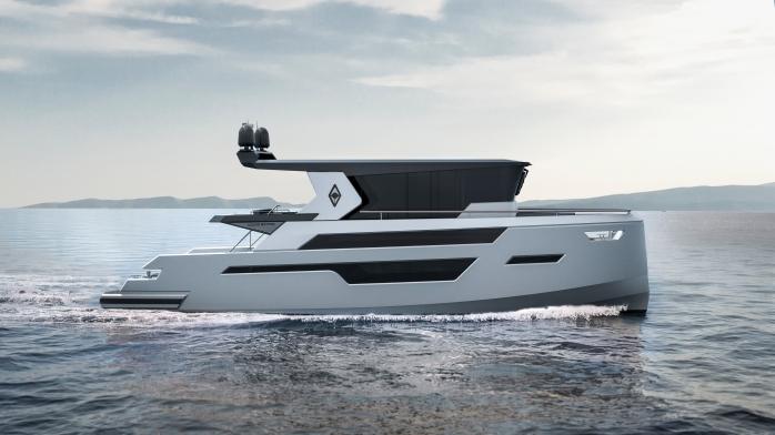 Alva Yachts EC50 exterior