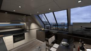 Alva Yachts EC50 Interior
