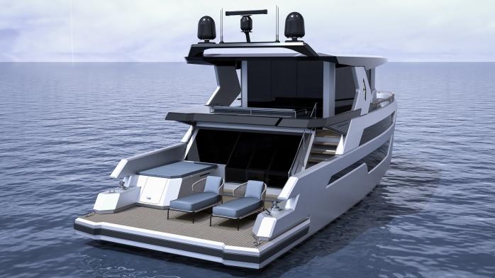 Alva Yachts EC50