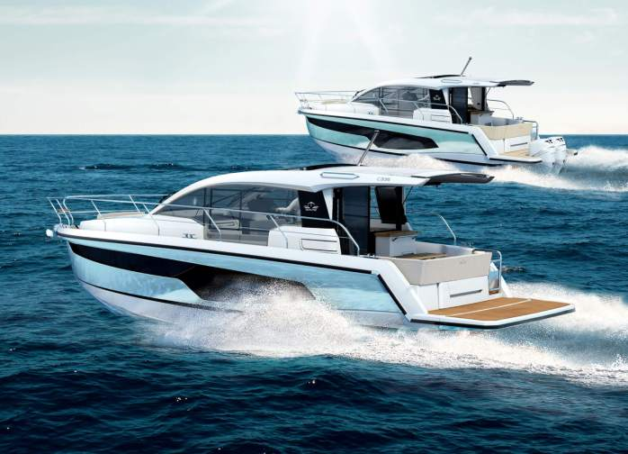 Sealine c335 and c335v