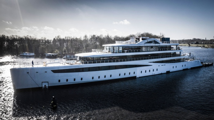 Feadship Project 817