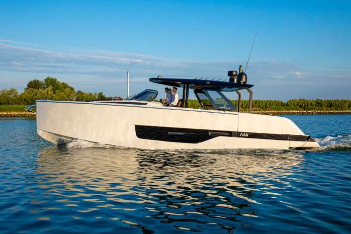 Cranchi Yachts A46 Luxury Tender