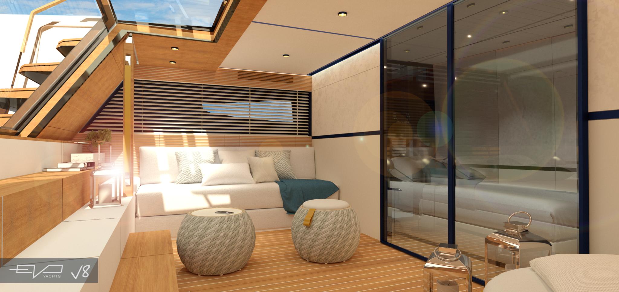 Evo Yachts V8