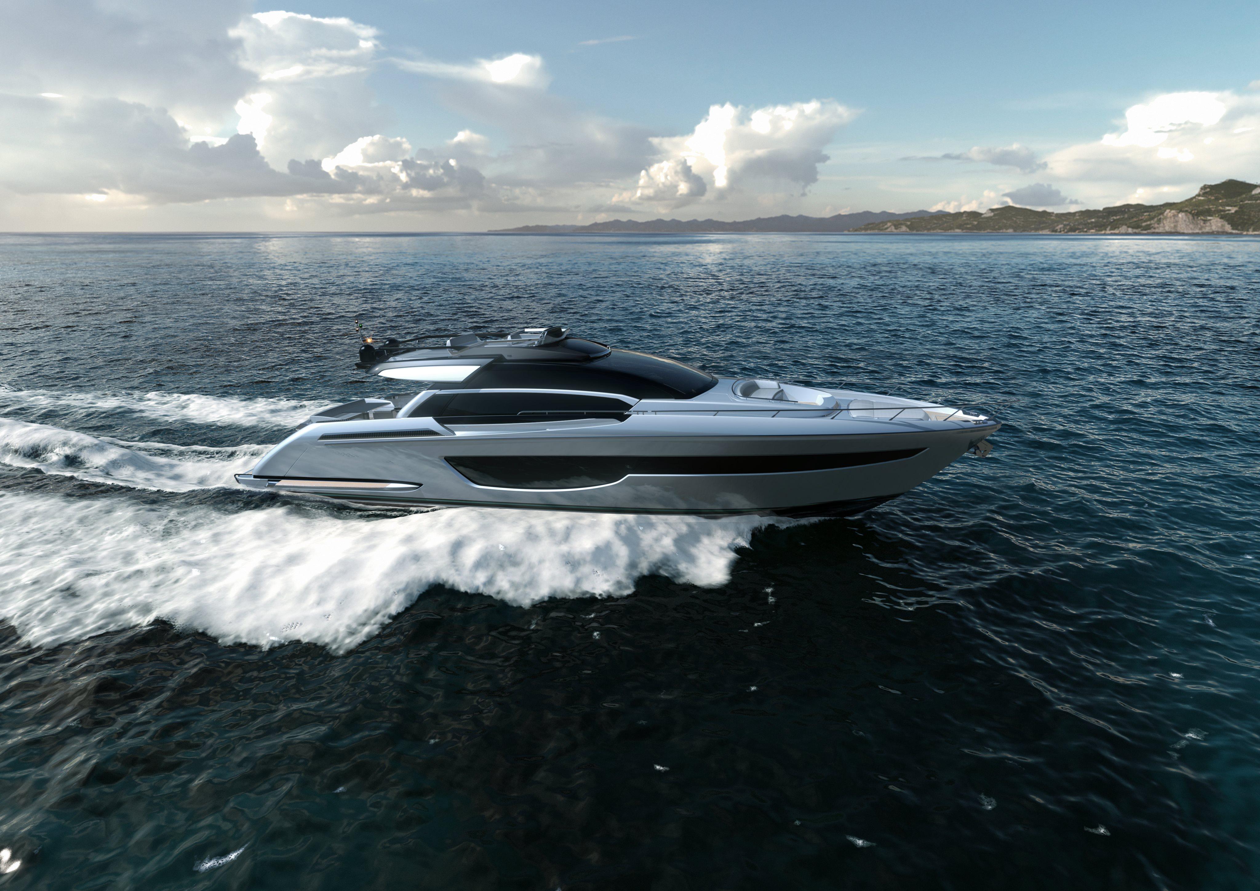 Riva 76 Perseo Super Project